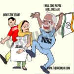 China Invades Parts of Ladakh While India Eyes Nepal / AJK