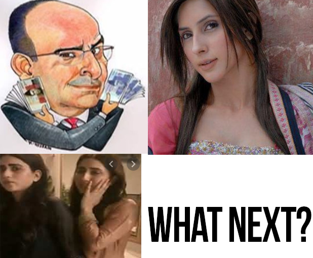 Uzma Khan Malik Riaz & Banana Republic | What Next?