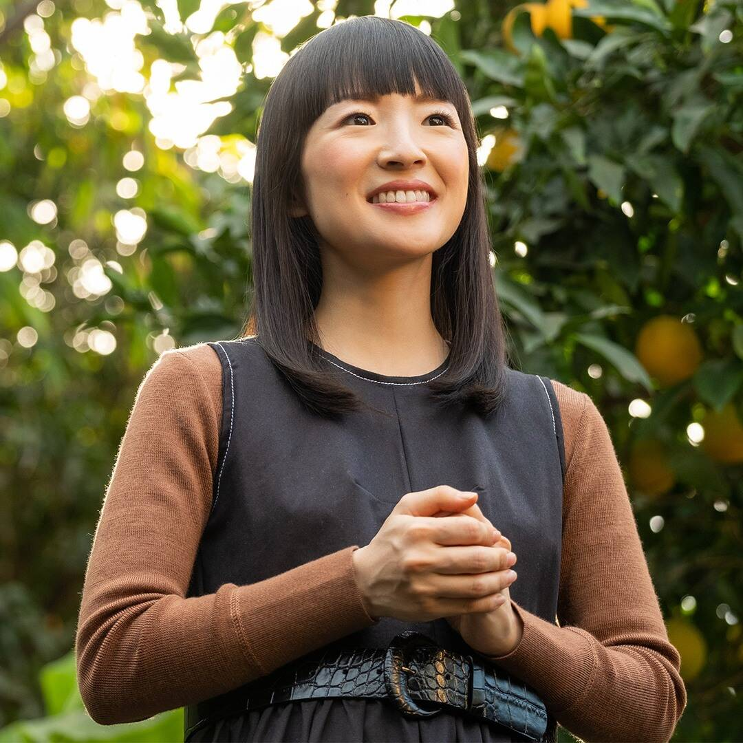 Marie Kondo Reveals the Things She Can't Live Without