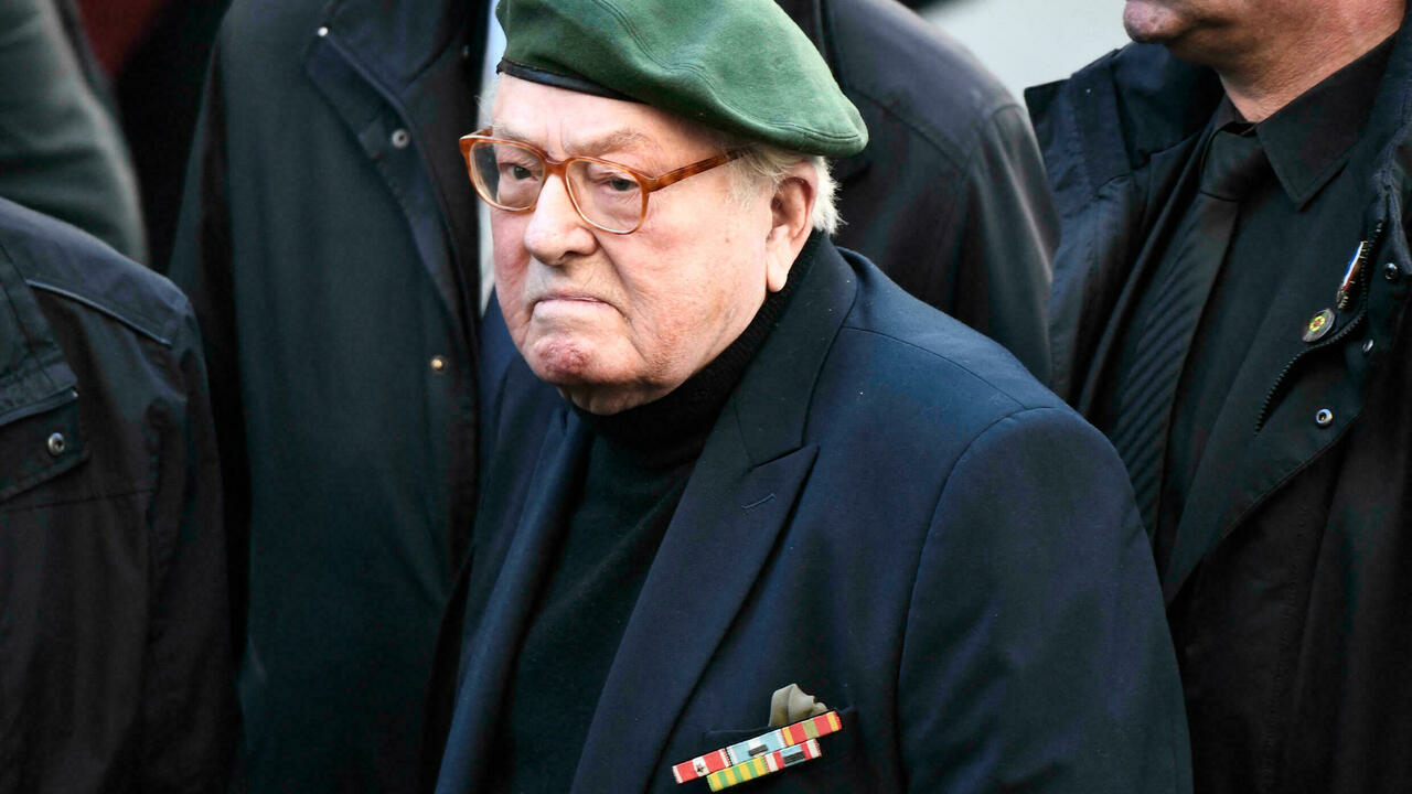 French far-right party founder Jean-Marie Le Pen faces new hate trial