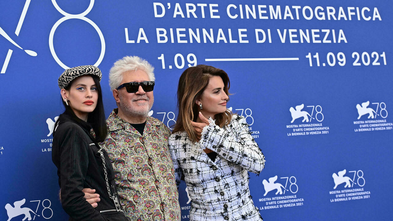 With masks and tests, stars return to Venice for world's oldest film festival