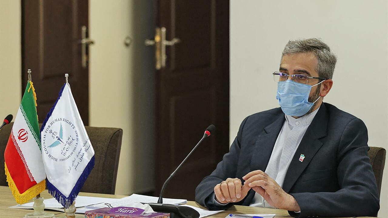 Iran replaces top nuclear negotiator with hardliner Raisi protégé