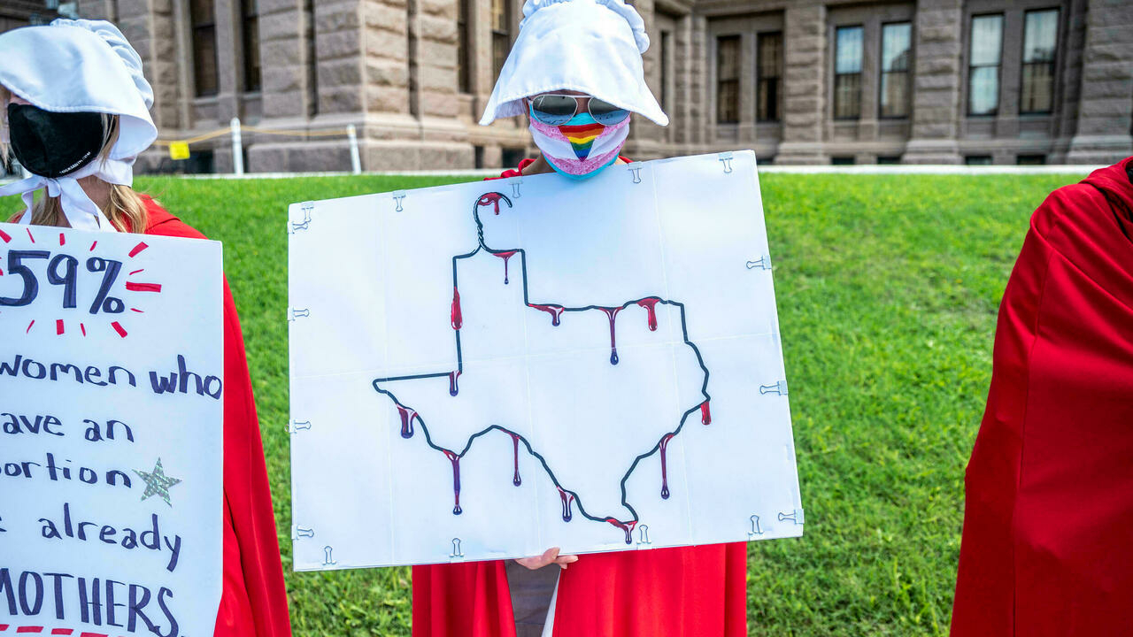 Texas enacts six-week abortion law without exceptions for rape or incest