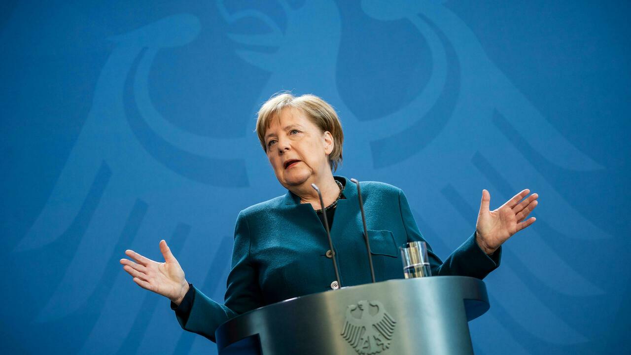 A tireless crisis manager: The legacy of Angela Merkel