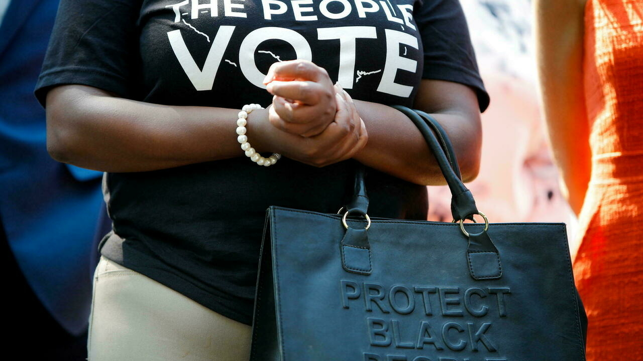 Texas passes bill that sparked voting rights furore across US