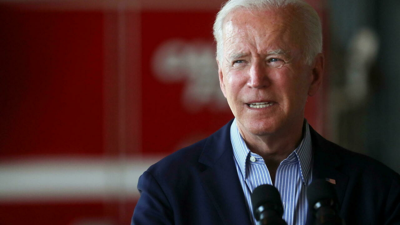 Biden calls for investments to tackle climate crisis on Western US trip