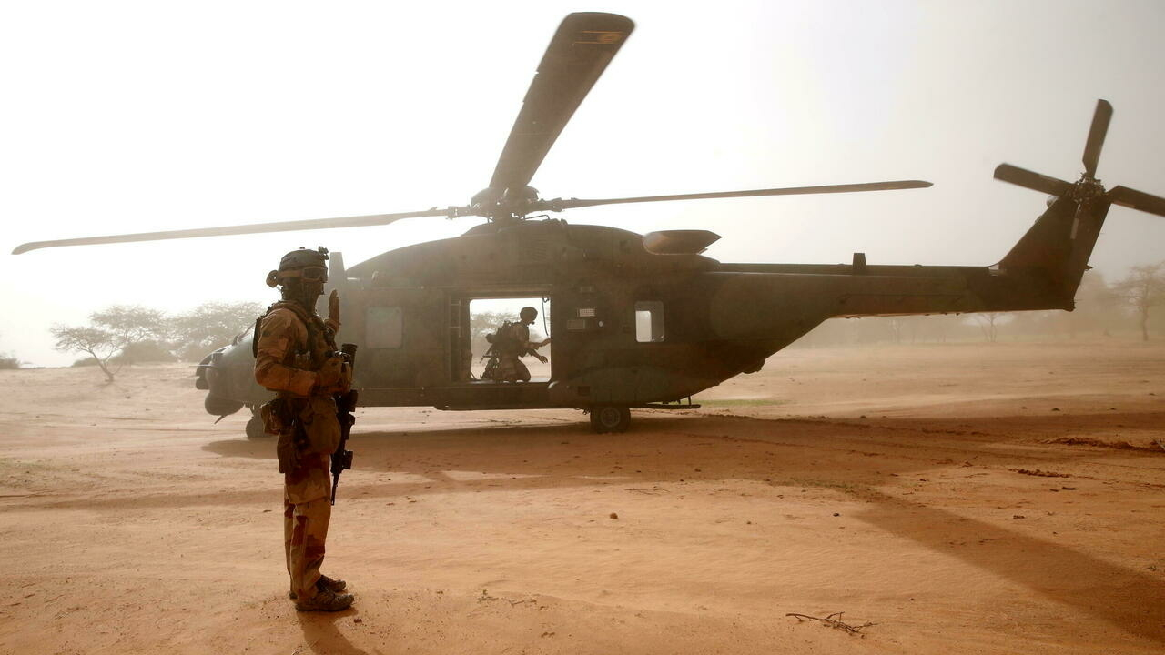 French soldier killed in Mali in clash with armed terrorist group