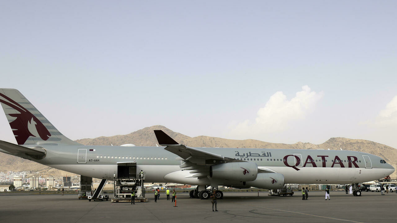 Qatar foreign minister visits Kabul for first high-level meeting with Taliban