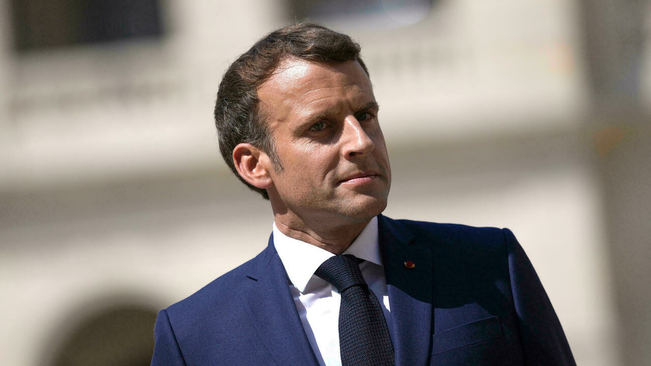 Macron in Marseille to unveil urgent plan to tackle violence, poverty
