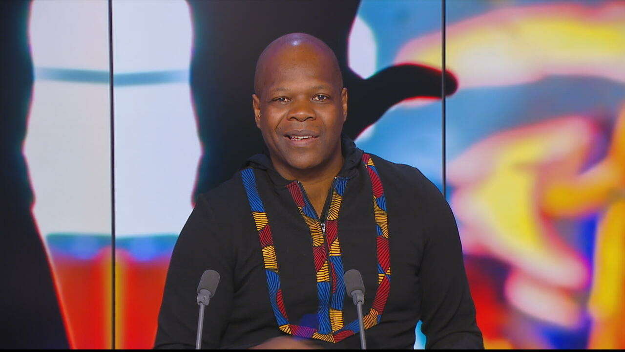 Adieu to FRANCE 24's Amobé, one of France's greatest champions of African culture