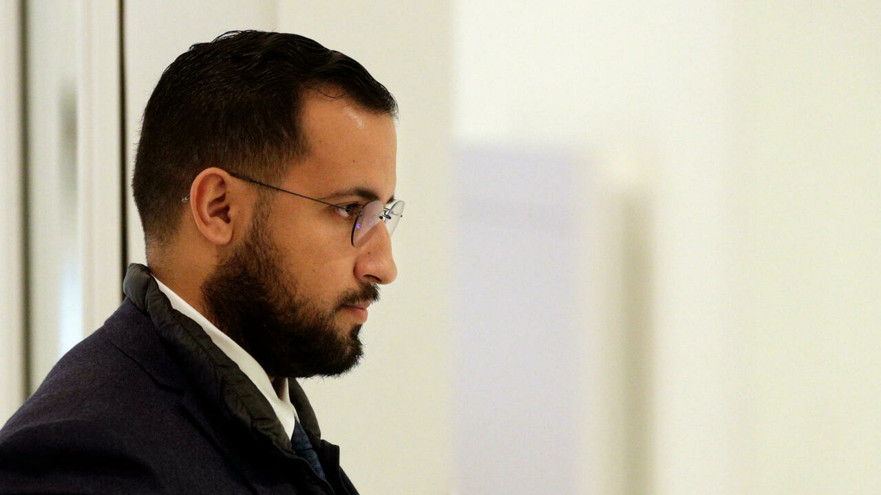 Macron's disgraced ex-bodyguard Benalla goes on trial for assaulting protesters