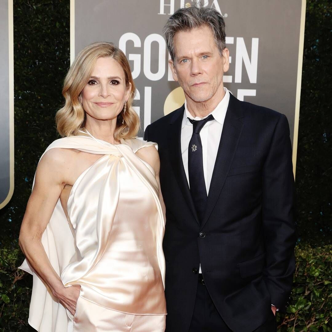 Kevin Bacon Posts Kyra Sedgwick's Bejeweled Thong With Cheeky Message