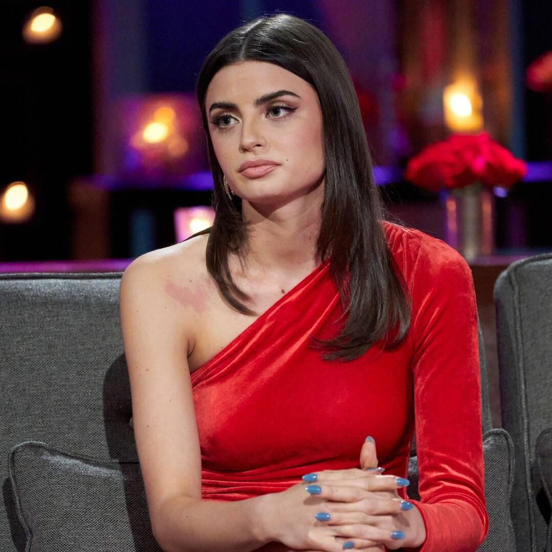 "Rachael Kirkconnell Felt Pressured to ""Stay Silent"" on Resurfaced Pics"