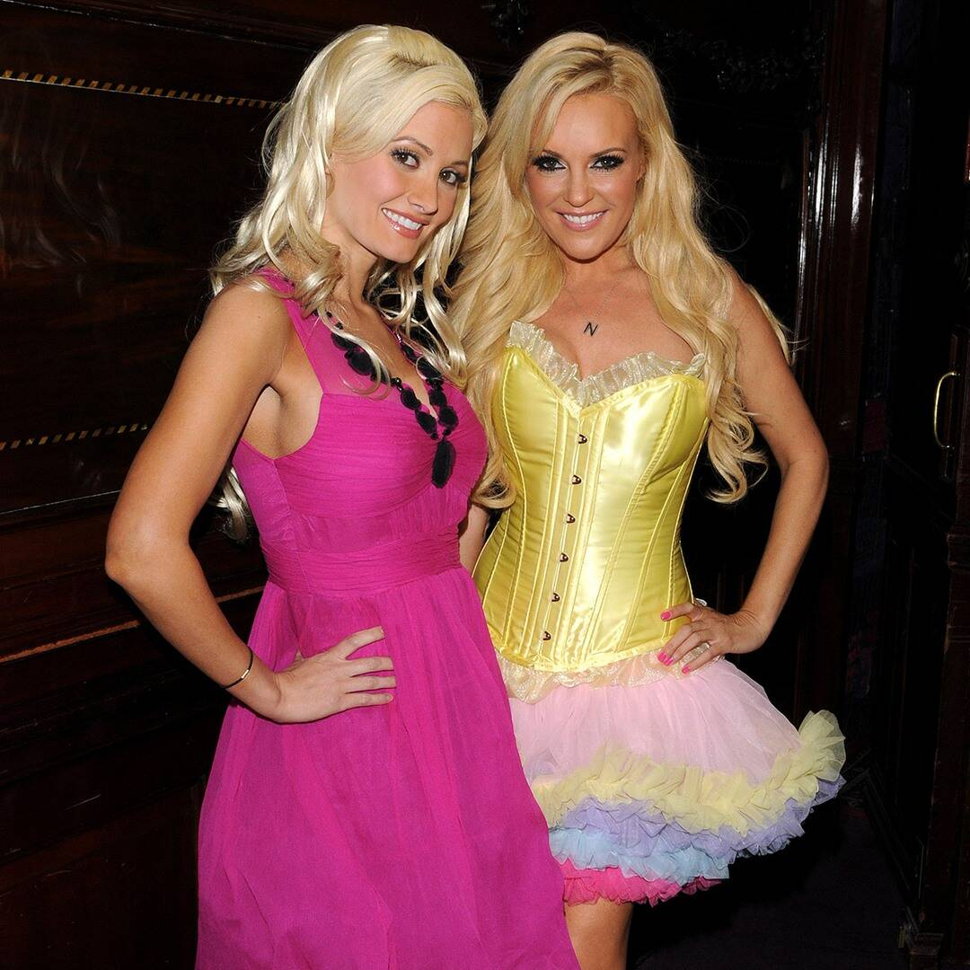 Holly Madison and Bridget Marquardt Reunite During Rare Public Outing