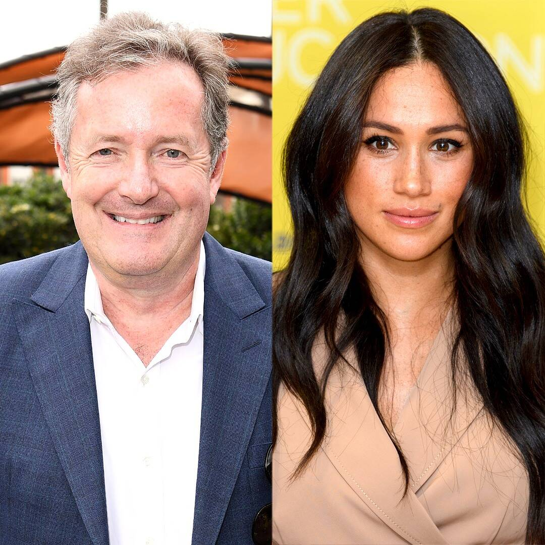 Piers Morgan Cleared By TV Regulator Over Meghan Markle Comments