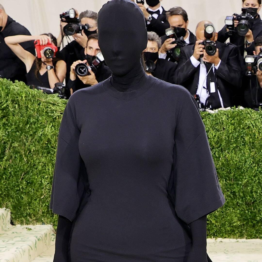 Kim Kardashian's Makeup Artist Reacts to Her Met Gala Glam