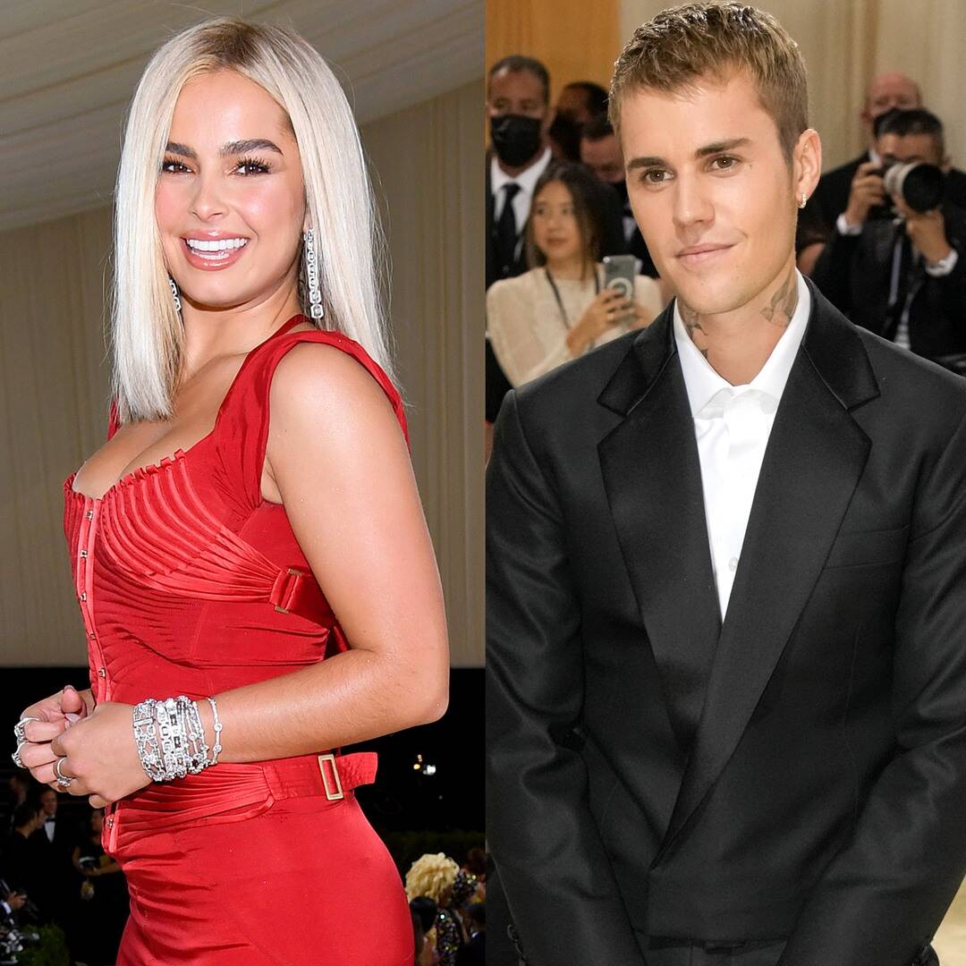 See Addison Rae Go Wild During Justin Bieber's Surprise Met Gala Show