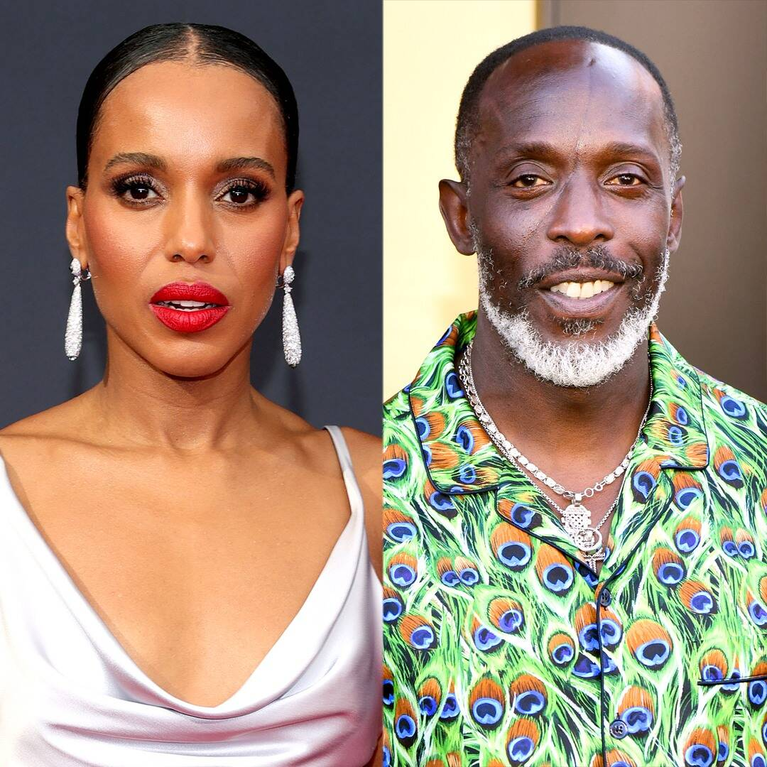 Kerry Washington Honors Michael K. Williams at Emmys Weeks After Death